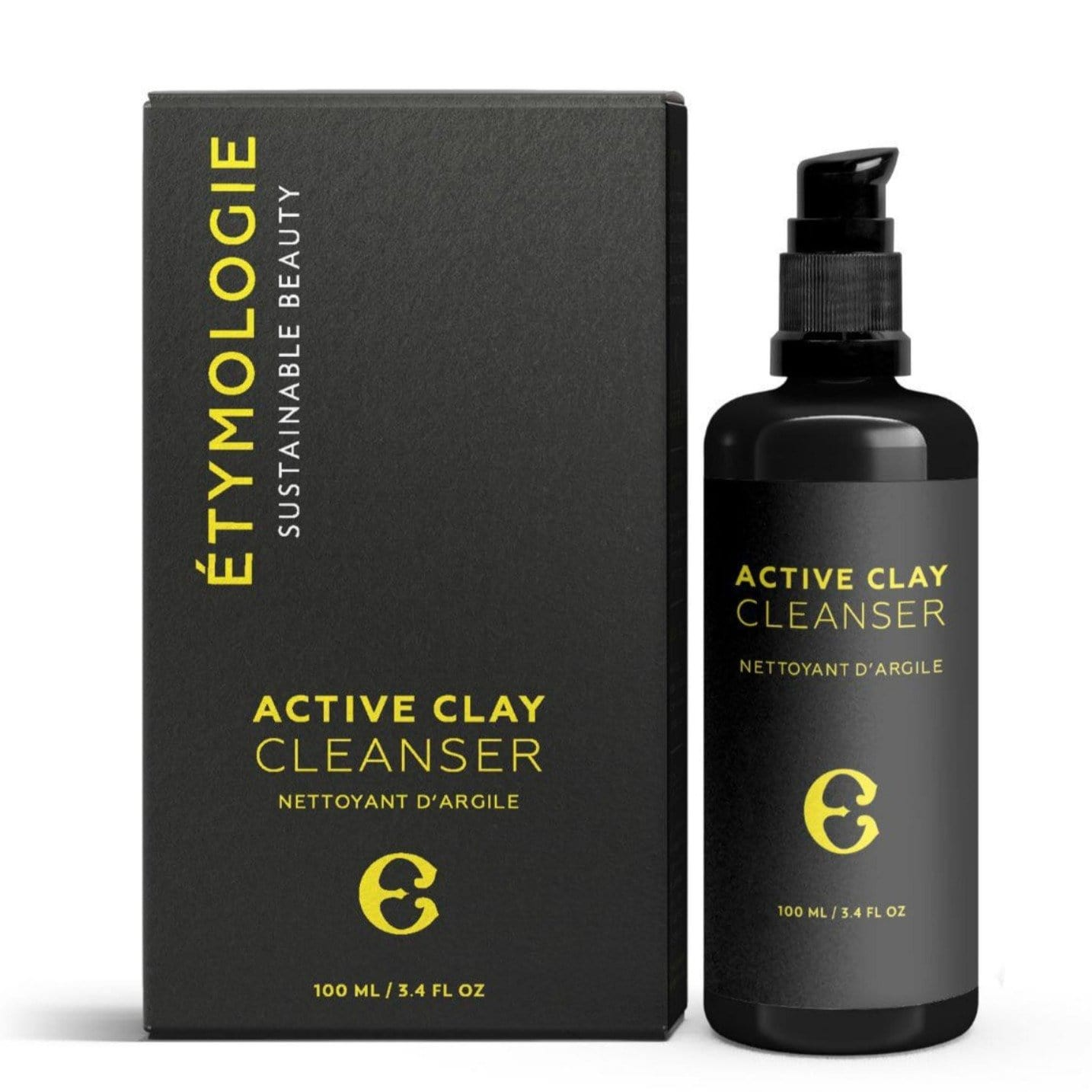 Etymologie Active Clay Cleanser