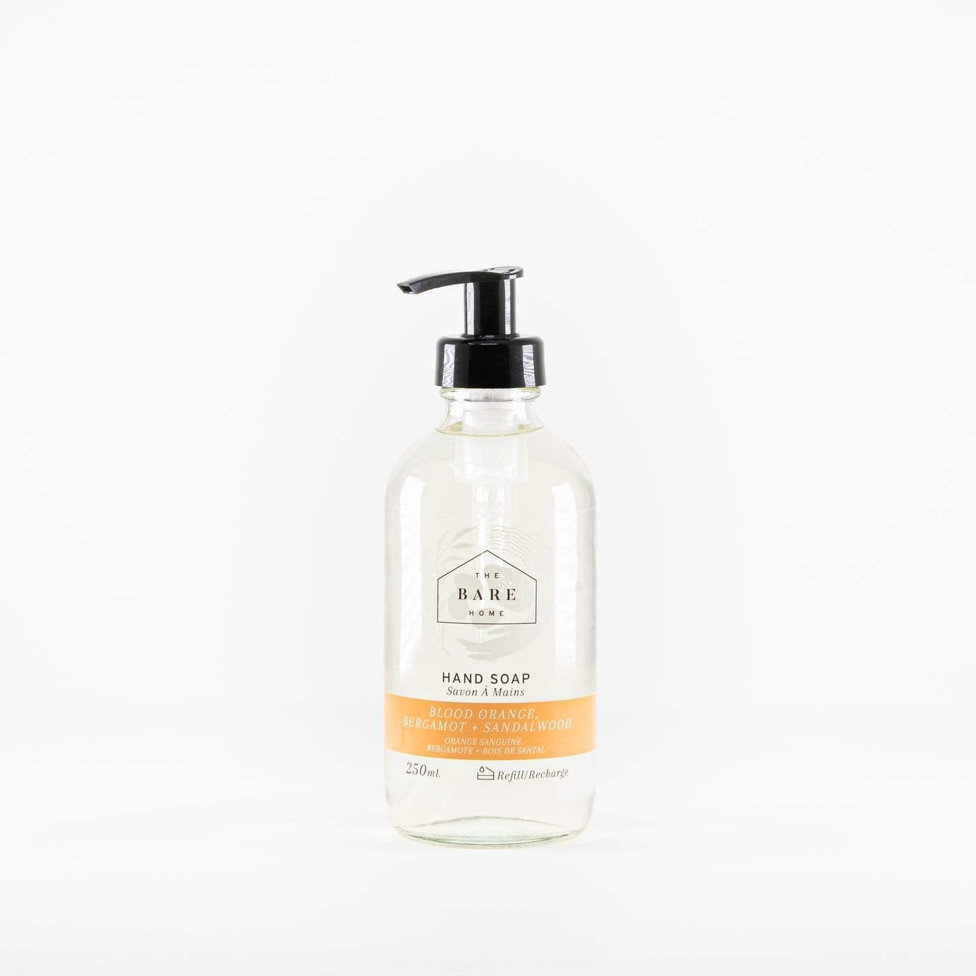 The Bare Home Hand Soap Pump 250mL