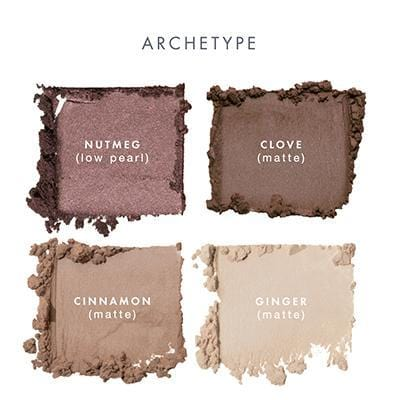Vapour Beauty Eyeshadow Quad Archetype