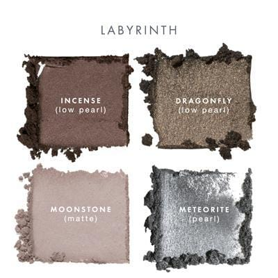 Vapour Beauty Eyeshadow Quad Labyrinth