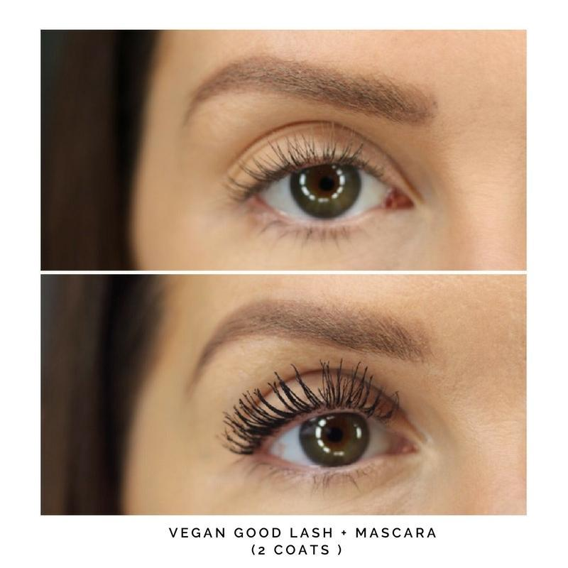 Fitglow Beauty Vegan Good Lash + Mascara Review