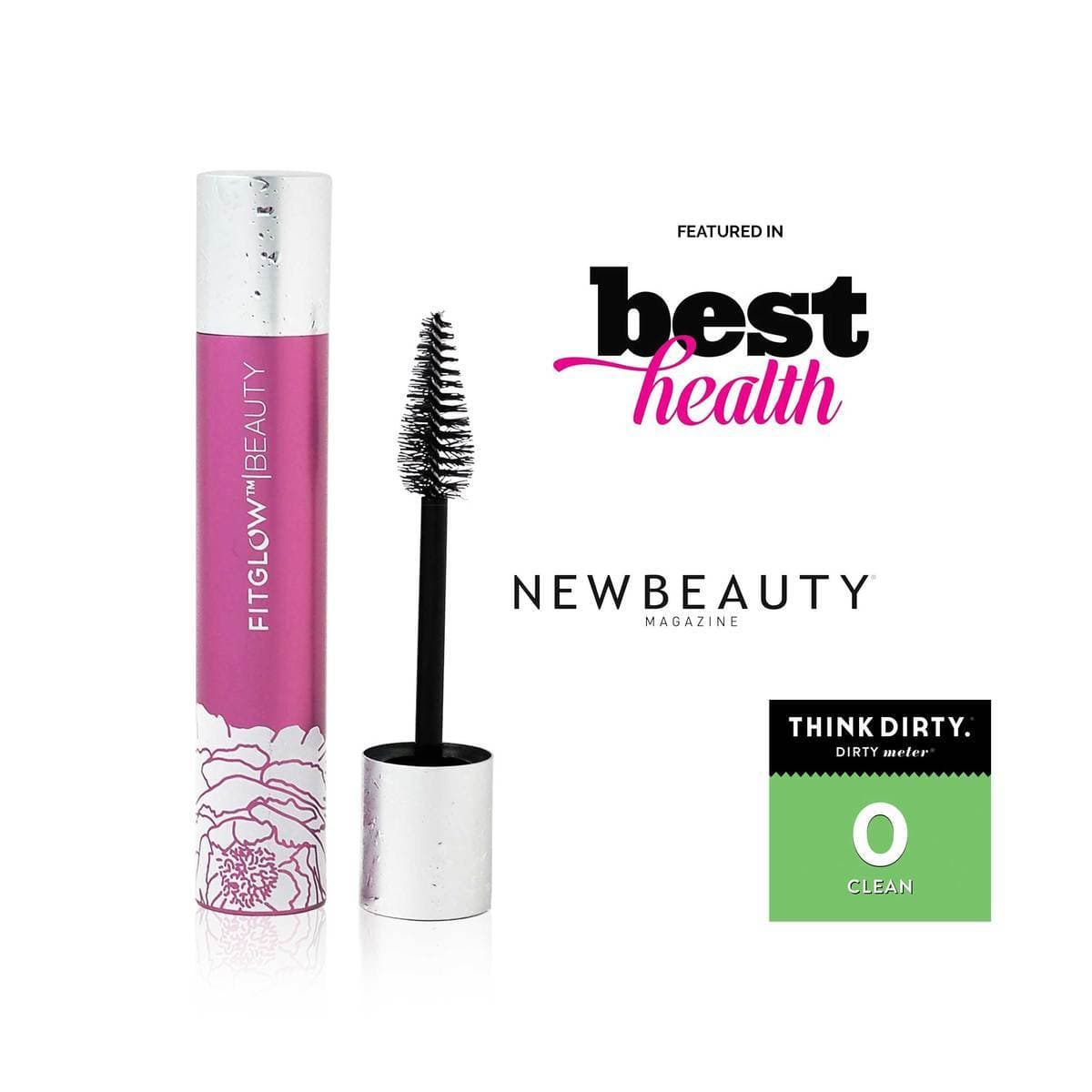 Fitglow Beauty Vegan Good Lash + Mascara