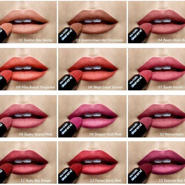 Antipodes Moisture Boost Lipstick West Coast Sunset All Shades