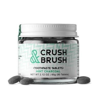 Nelson Naturals Crush and Brush Toothpaste Tablets