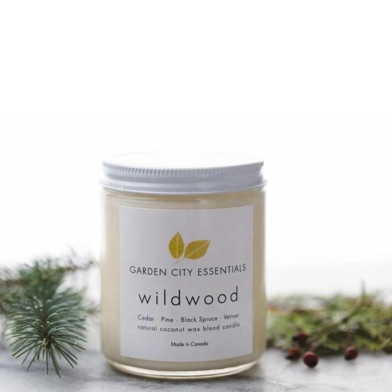 Gardencity Essentials Soy and Coconut Candle