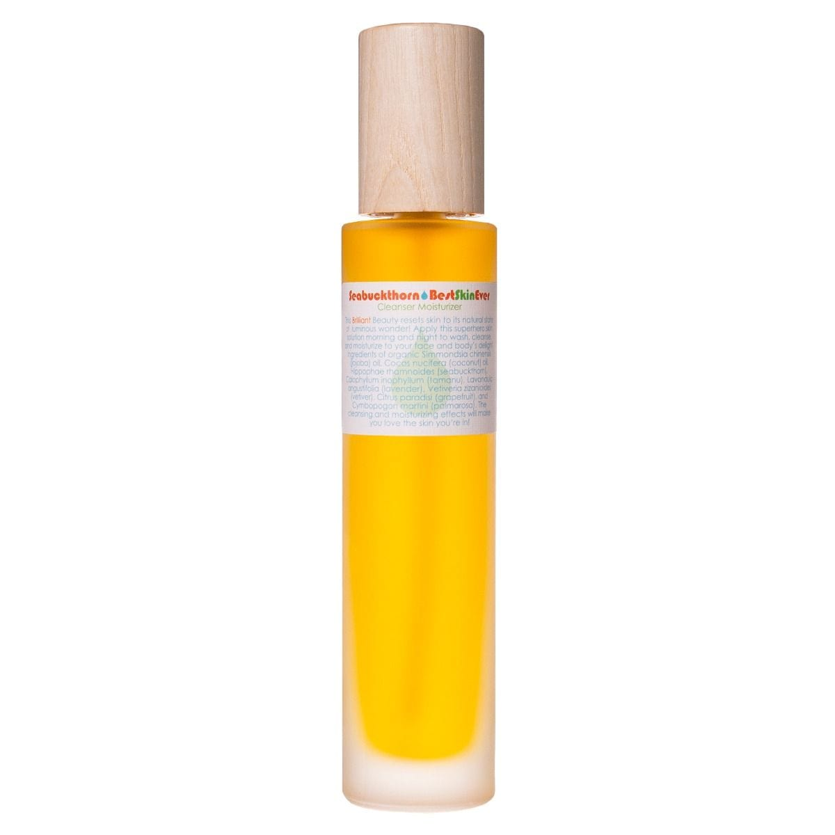 Living Libations Best Skin Ever Seabuckthorn