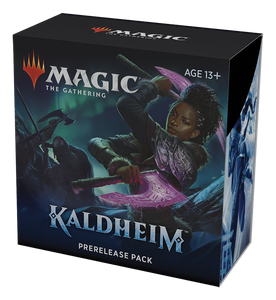 Kaldheim Prerelease Kit (PREORDER Jan. 29th)