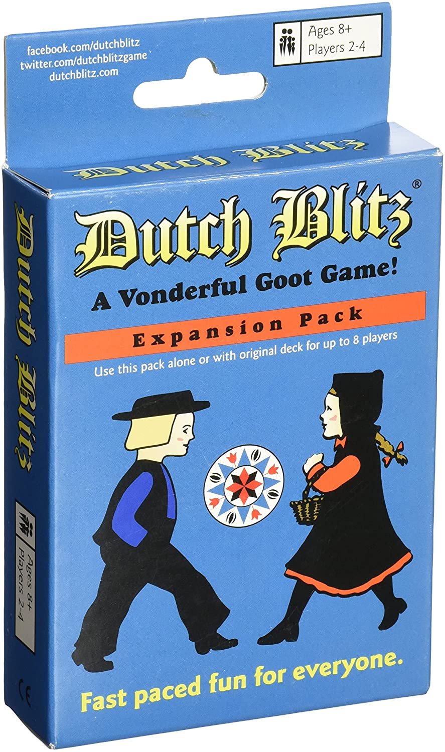 Dutch Blitz: Blue Expansion Pack