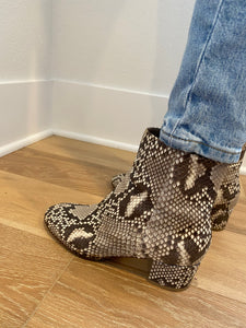 Gianvitto Rossi Python Boots (38)