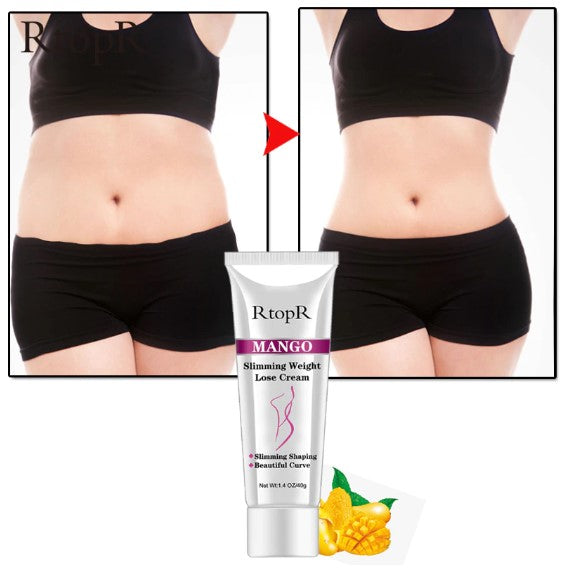 Mango Slimming Weight Lose Body Cream Slimming Shaping Firming Cellulite
