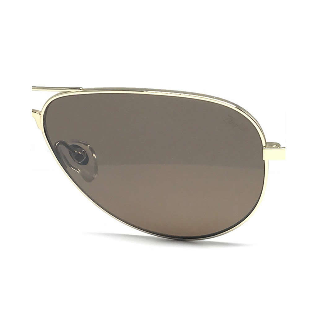 Ultimate Lenses Set - Titanium Aviator Sunglasses