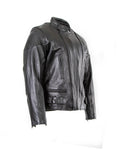 Motorcycle Biker Cowhide Leather Protective Lemo 110