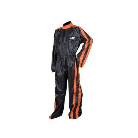 ONE PIECE OVER ALL RAIN SUIT 1126F