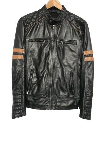 BLOUSON SHEEP NAPPA LEATHER JAKETS 1169