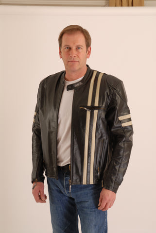 Sports Cowhide Leather Jacke Ritzt 180