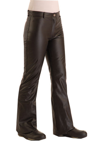 HIPESTER LADIES LEATHER TROUSER 349