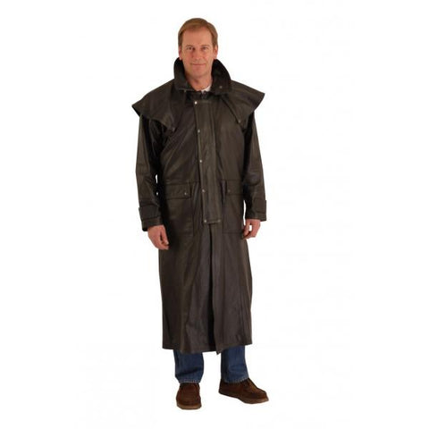 Outback Duster Coat - Front