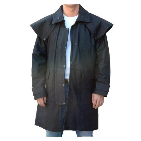 Duster Riding Coat Front