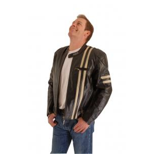 Ritz Sports Cowhide Leather Jacket 180