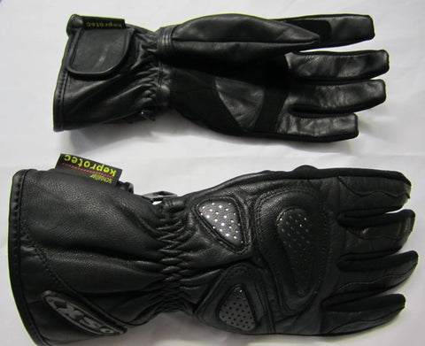 MOTORCYCLE SUMMER LEATHER TRAFIC GLOVE 904