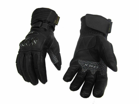 WINTER TEXTILE& LEATHER GLOVE 909