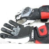 M/C COWHIDE LEATHER GLOVES PANDA 936