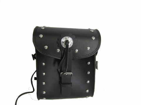 TEK LEATHER LUGGAGE DENVER SISSY BAG AC21TK