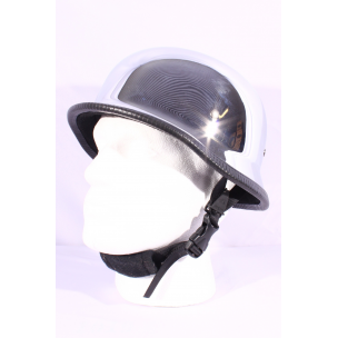 German Novelty Helmets Sliver/Chrome AC54