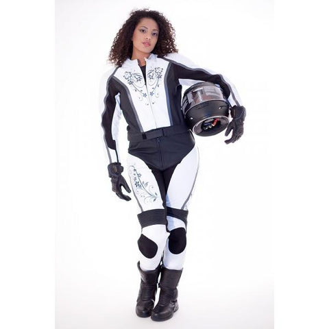 Electra suit front view