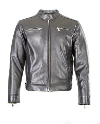 Classic Blouson Leather Jacket Harrison 181