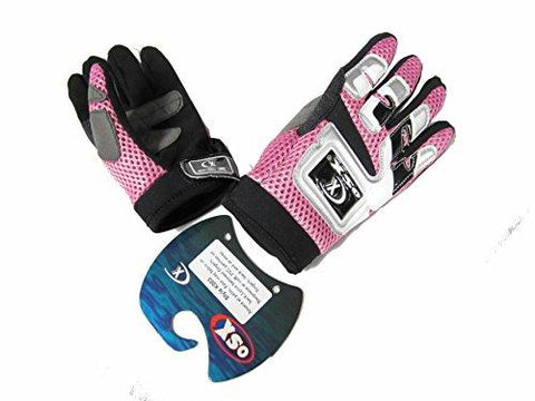 Kids Junior OSX Motocross Off Road Cycle Dirt Quad Bike Kart Glove BMX - TON K003