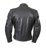 MOTERCYCLE LEATHER JAKET FASTER 1161