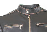 Antique Classic Blouson Leather Jacket - Harrison 181A