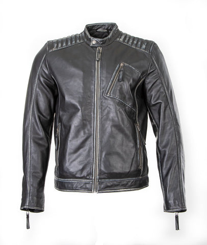 CLASSIC SHEEP NAPPA LEATHER JACKET BREEZ
