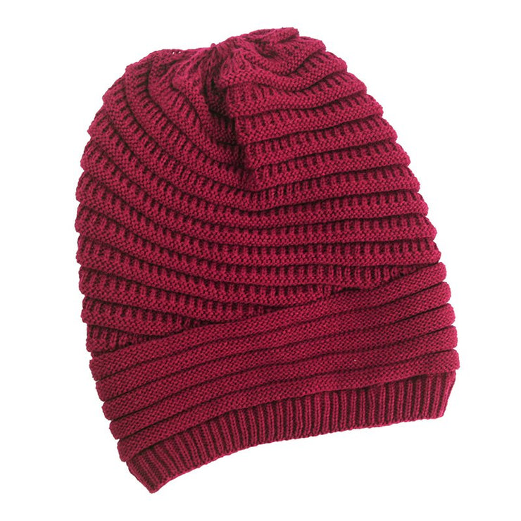 Women Winter Casual Pullover Hats