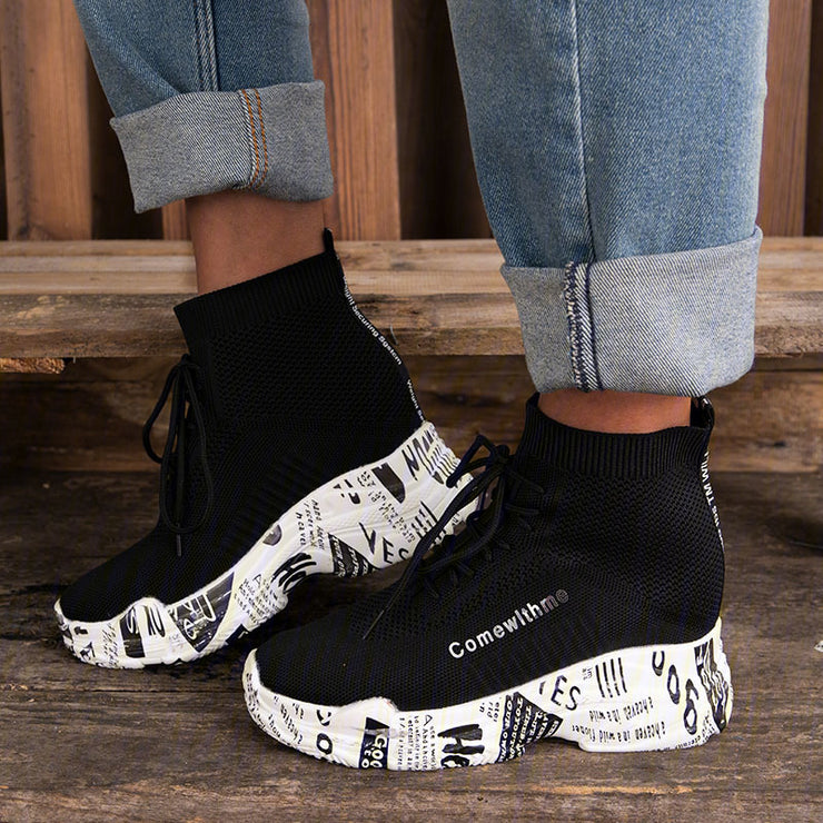 All Season Seaside Fabric Sneakers
