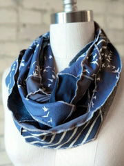 Bird Casual Floral-Print Scarves & Shawls