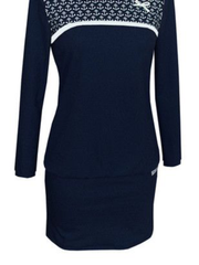 Plus size Long Sleeve Casual Dresses