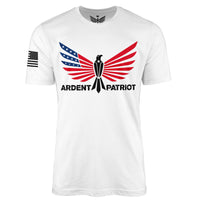 Ardent Patriot - Short Sleeve T-Shirt-Unisex Shirt-Ardent Patriot Apparel Co.