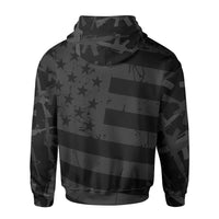 Don't Tread On Me - Hoodie-Premium Hoodie-Ardent Patriot Apparel Co.
