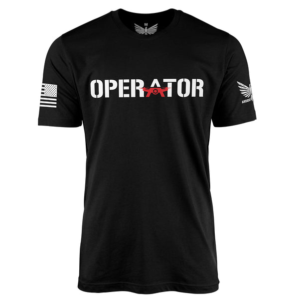 Drone Operator - Short Sleeve T-Shirt-Unisex Shirt-Ardent Patriot Apparel Co.