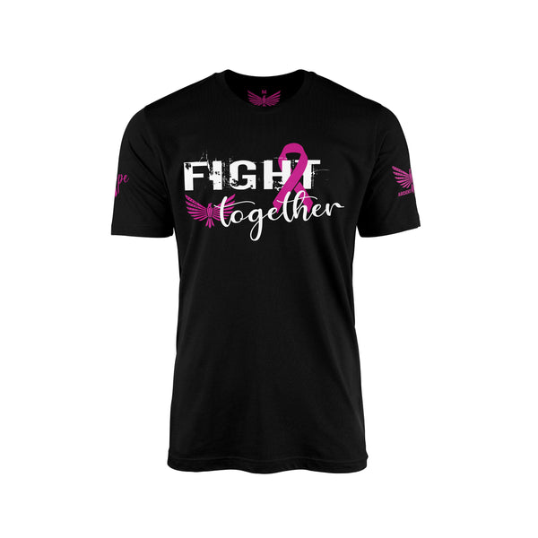 Fight Together - Short Sleeve T-Shirt-Unisex Shirt-Ardent Patriot Apparel Co.