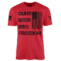 GBBF - Short Sleeve T-Shirt-Unisex Shirt-Ardent Patriot Apparel Co.