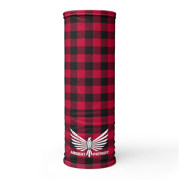Buffalo Plaid - Face Shield-Face Shield-Ardent Patriot Apparel Co.