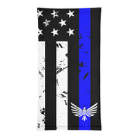 Thin Blue Line - Face Shield