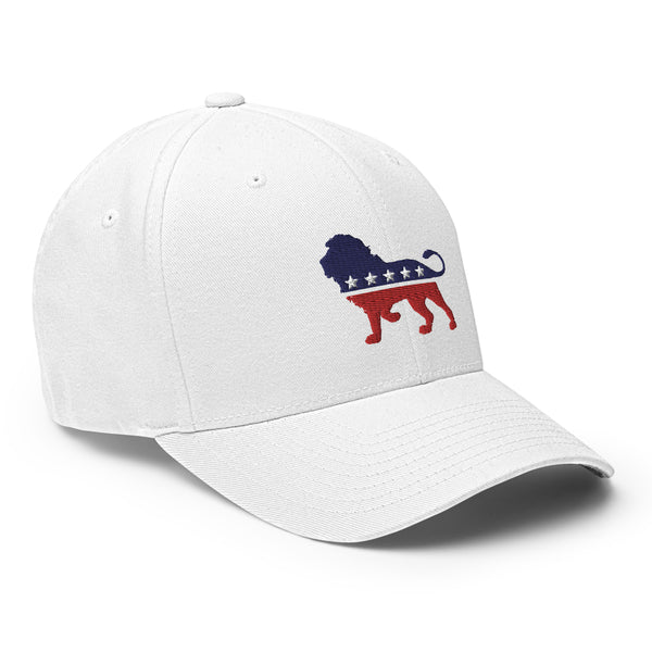The Patriot Party Flexfit Hat-Flexfit Hat-Ardent Patriot Apparel Co.
