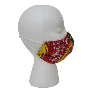 Summer Fireworks Face Mask - OJ Styles and Accessories