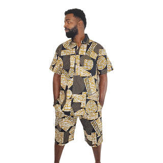 Mazing Black Men Short Sleeve - OJ Styles and Accessories