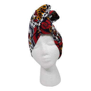 Rose Garden Open Crown Headwrap - OJ Styles and Accessories