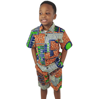 Orange City Boy's Short Sleeve - OJ Styles and Accessories